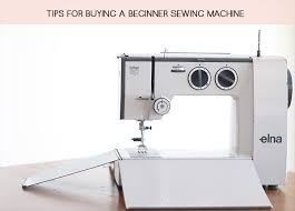 tips for buying a beginner sewing machine — megan nielsen design diary & tips for buying a beginner sewing machine Adamdwight.com