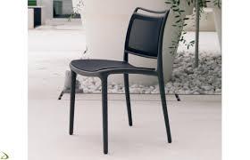 Yang Stackable Chair By Bontempi Arredo Design Online