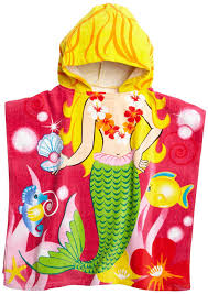 Unicorn Amazoncom Northpoint Mermaid Kids Hooded Beach Towel Home Kitchen Pinterest Amazoncom Northpoint Mermaid Kids Hooded Beach Towel Home
