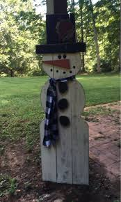 wooden yard decorations also lovely big outdoor snowman yard art primitive wood snowman country wood