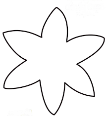 Daffodil Paper Flower Pattern 10 Best Images Of Daffodil Paper Flower Cut Out Templates Paper
