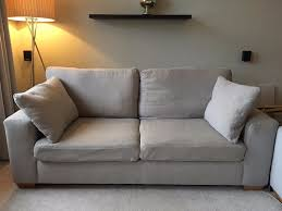 Tesco Living Room Furniture Tesco Direct Taupe Sofa Bed And Love Seat Cost Alb900 New Both