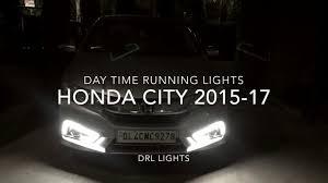 Honda City 2015 17 Drl With Hid Fog Lights New Back Bumper Brake Lights
