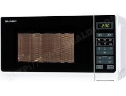Avis Micro ondes SHARP R242WW : Test, Critique et Note
