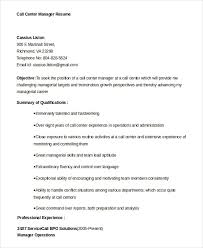 Call Center Resume Example 40 Free Word PDF Documents Download Extraordinary Example Of A Call Center Resume