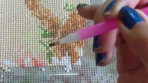 <b>Алмазная живопись</b>/Как правильно выкладывать <b>алмазную</b> ...