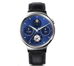 huawei smartwatch black. huawei classic smartwatch - black, leather strap huawei black