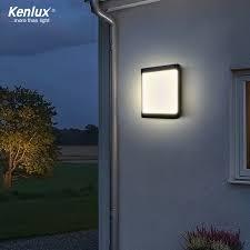 kenlux 18w plastic waterproof outdoor