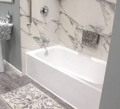 Bathroom : The Best Of Acrylic Bathtub Liner Installed In ...