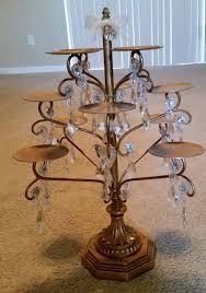 latzs gold chandelier chandelier cupcake stand fabulous chandelier