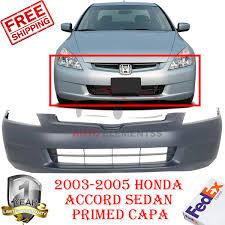 2003 Honda Accord Coupe Fog Lights Amazon Com Front Bumper Cover For 2003 2005 Honda Accord