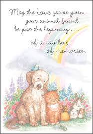 Card For Loss Of Pet Loss Of Pet Cards It Takes Two Inc