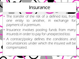 Insurable risk vs uninsurable risk. The Basics Understanding Health Insurance Terms Jennifer Flory Hia Cpiw Cgba Ppt Download