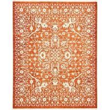 orange and grey rug new orange black grey rug