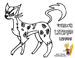 Small Picture Pokemon Coloring Pages Fire Type Coloring Page