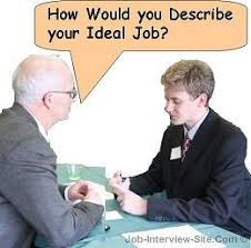 How Would You Describe Your Ideal Job And Ideal Work Environment