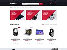 Download Free Bootstrap Ecommerce Template For An Easy