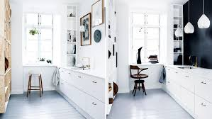 For Tiny Kitchens One Small Kitchen Two Chic And Stylish Looks