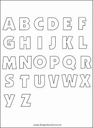 Lettere Da Ricalcare 5 Disegni Da Colorare Con I Numeri