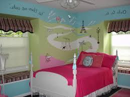 Paris Girls Bedroom Paris Girl Room Decor