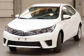 Toyota Corolla 1.6L MT | CPS Africa
