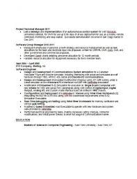 What S The Difference Between A U S Resume Cv And A British One