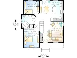 1 story house plans. Simple Plan Of A House Small One Story 1 . Plans 7