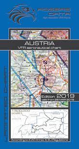 Magnetic Variation Sectional Chart Vfr Aeronautical Chart Austria 2019 Rogers Data Rogers Austria