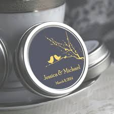 personalized love bird mint tin foreverwed supply co Wedding Favors Mint Tins personalized love bird mint tin personalized mint tins wedding favors