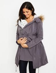 Jack By Bb Dakota Size Chart Seraphine 3 In 1 Maternity Jacket Motherhood Maternity