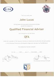 about us lucas financial consulting  qfa diploma