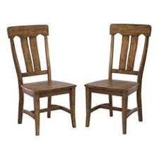 intercon industrial copper finish splat back dining chair set of 2 overstock