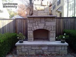 Fancy Fireplace Home Decor Fancy Outdoor Stone Fireplace Grill Designs Cool