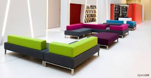 Office Couches Reception Sofas 93 Sofa System Office Couches N