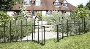 decorative metal fence panels. Modren Decorative Metal Garden Fencing Front Ideas Uk    And Decorative Metal Fence Panels