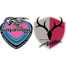 Kết quả hình ảnh cho Kashima Antlers vs Sagan Tosu