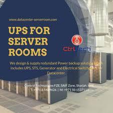 Data Center Ups Design Server Room Ups