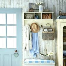 entry hall storage furniture. Entry Hall Storage Furniture Coastal Style Hallway With Blue Front Door And . N