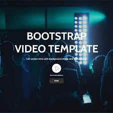 80 Free Bootstrap Templates You Cant Miss In 2019
