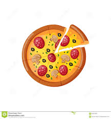 pizza slice graphic. Contemporary Slice Hot Fresh Pizza Icon Vector Illustration Food And Drink Element  Typographic Design Label Or Sticker Bakery Cooking Cafe Menu Symbol With Traditional Lunch  And Pizza Slice Graphic A