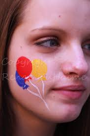 up to date face paint for kids face painting