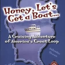 Great Loop Charts Honey Lets Get A Boat A Cruising Adventure Of Americas Great Loop