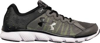 under armour running shoes black and white. under armour men\u0027s assert 6 running shoes black and white