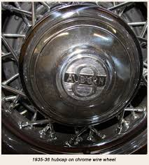 restoration guidelines auburns midwest 6 cylinder wire wheels for 1934 have embossed auburn script up to serial number 652 2050 no 6 designation part e10683 the same as 8 cylinder cars