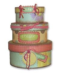 Decorative Boxes For Baked Goods 60 best Boxes Trunks and Suitcases images on Pinterest 40