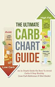 Food And Carbohydrates Chart The Ultimate Carb Chart Guide An In Depth Guide On How To Avoid Carbs Stay Healthy Low Carb Reference Diet Guide See More