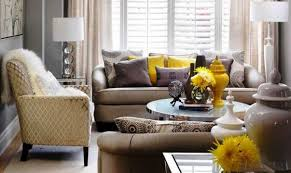 Grey And Yellow Living Room Design Shades Of Grey Pop Of Yellow Youtube
