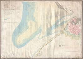 Marine Chart Portsmouth Harbour Details About 1823 Atkinson Nautical Chart Of The Entrance To Portsmouth Harbor England