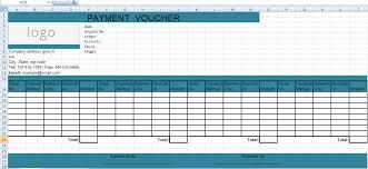 Get Excel Payment Voucher Template Xls | Excel Project Management ...