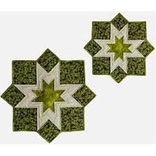 Triplet Placemats and Table Toppers Quilt Pattern | Quilting ... & Triplet Placemats and Table Toppers Quilt Pattern Adamdwight.com